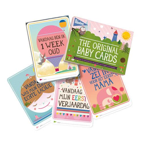 Milestone Baby mijlpaalkaarten – The Original set