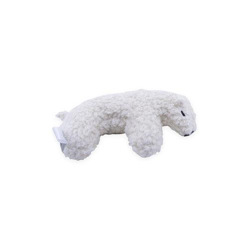 Nanami Mini polarbear rattle