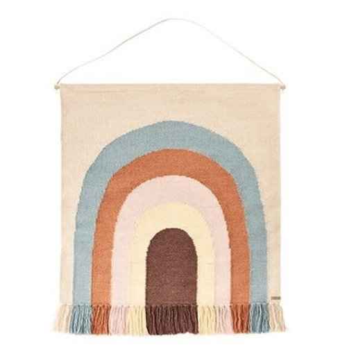 OYOY living design Follow the rainbow Wall rug