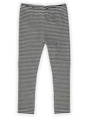 Sproet&Sprout Basic legging stripe rib