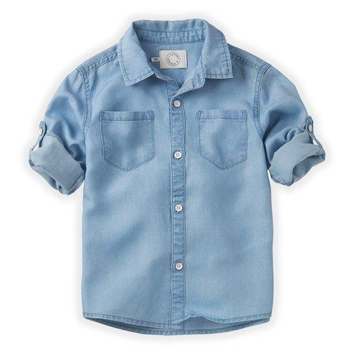 Sproet&Sprout Denim shirt Blue