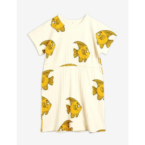 Mini rodini Fish ss dress