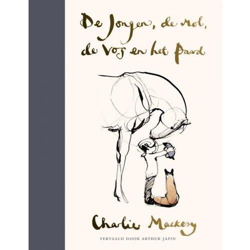 Charlie Mackesy De jongen, de mol, de vos en het paard