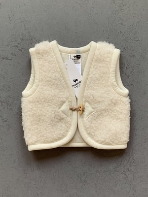 Alwero Bodywarmer Alpen Junior natural