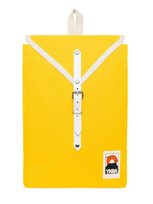 YKRA Scout backpack yellow