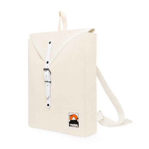 YKRA Scout backpack white