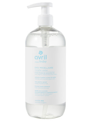 Avril Micellair water Baby 500 ml