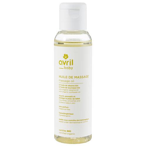 Avril Massage oil Baby 100 ml