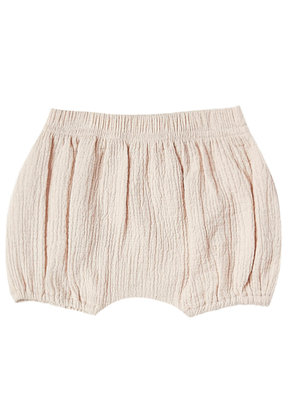Quincy Mae Woven bloomer natural