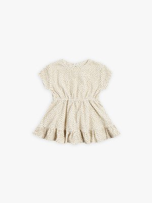 Quincy Mae Terry dress Ivory