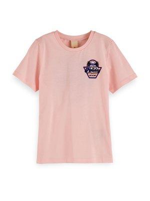 Scotch & Soda Tshirt pink 155677