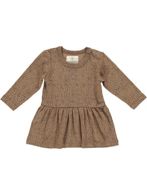 Gro Company BELL - BABY DRESS COCONUT