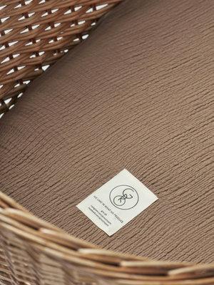 Gro Company BABY SHEET COCONUT 60x100