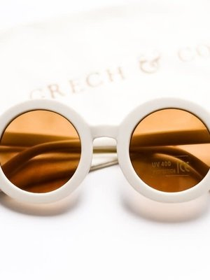 Grech & co Sustainable Kids Sunglasses - BUFF