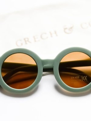 Grech & co sustainable Kids Sunglasses - FERN