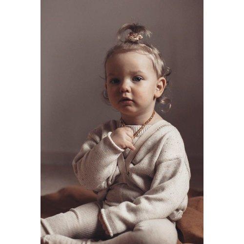 Grech & co Baltic amber children necklace ENLIGHTEN 31cm