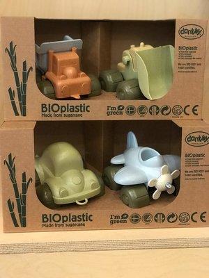BIOplastic voertuigen - set van 2