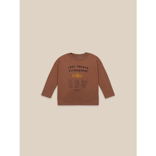 Bobo choses Lost Thing Recollector Longsleeve T-shirt