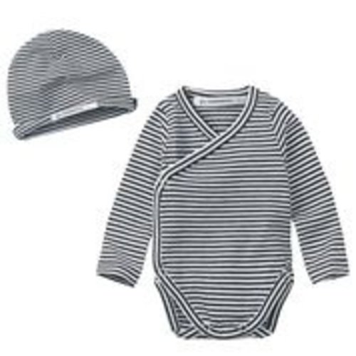mingo Newborn Set Stripes