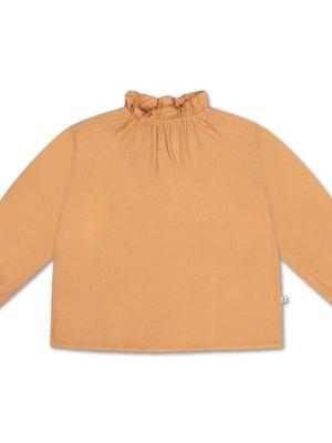 Repose AMS Ruffle blouse warm sand