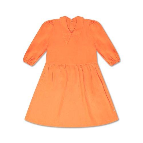 Repose AMS Foxy dress shocking orange red
