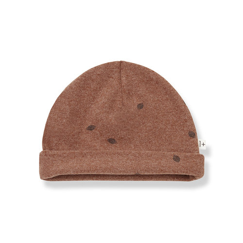 1+ in the family RATERA beanie toffee