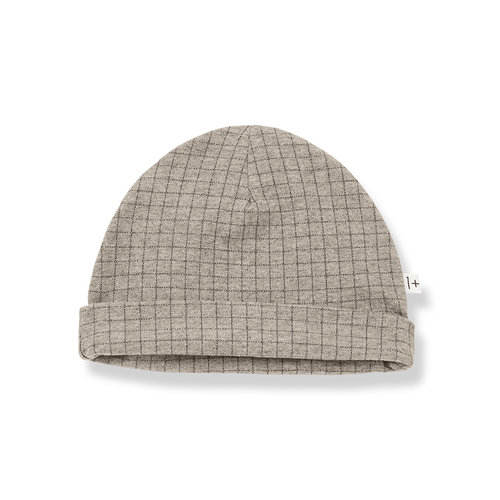 1+ in the family ZEGAMA beanie toffee