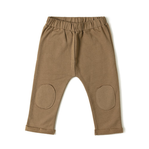 Nixnut Patch Pants Olive