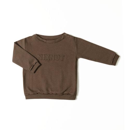 Nixnut Nix Sweater Choco