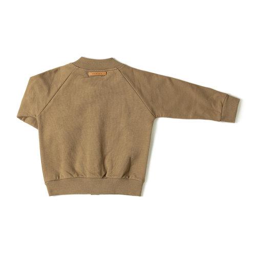 Nixnut Bomber Vest Olive