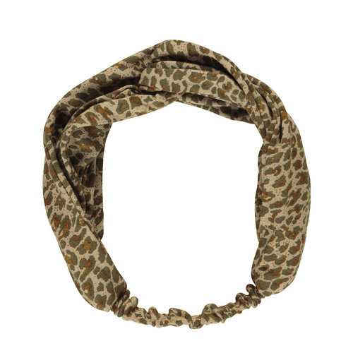 MarMAr CPH Anika Leopard haarband Leather Leo