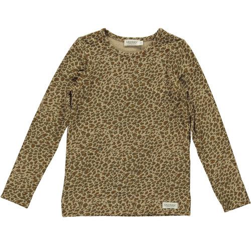 MarMAr CPH Leopard longsleeve Leather leo