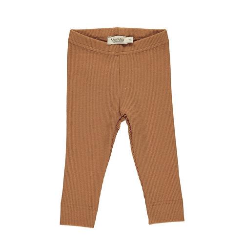 MarMAr CPH Leg modal pants desert red