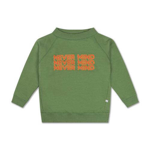 Repose AMS Classic Sweater Hunter Green