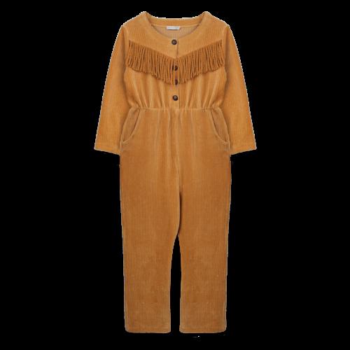ammehoela Oda jumpsuit Honey-Mustard