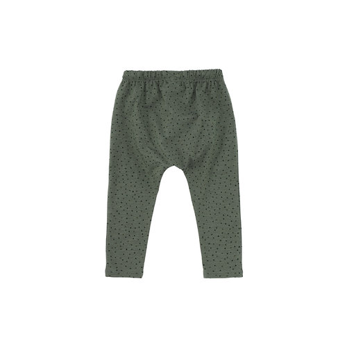 Soft Gallery Faura Pant dark forrest