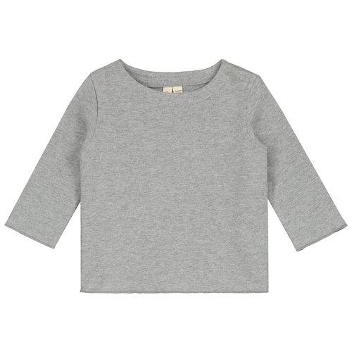 Gray label Baby L/S Tee  grey melange