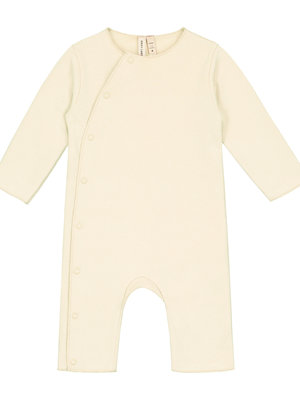 Gray label Baby Suit with Snaps creme