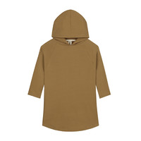 Hooded Dress peanut