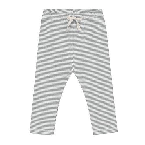 Gray label Baby Leggings grey melange/ cream