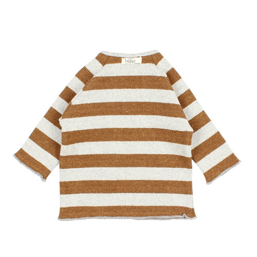 Buho WILLY T-SHIRT NOUGAT/PEARL
