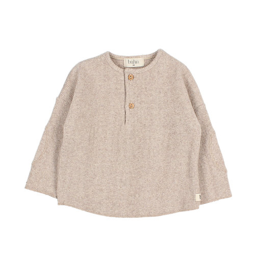 Buho CYRIL SWEATER natural black