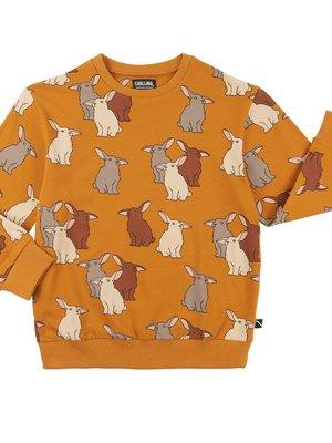 CarlijnQ Rabbits - summer sweater