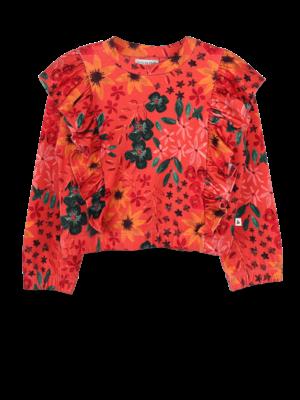 ammehoela Philou Vintage-flower sweater