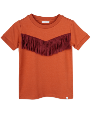 ammehoela Ringer Bombay-Brown tshirt