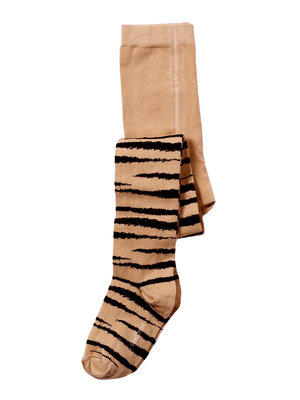 Maed for mini Brown Tiger AOP / Tights