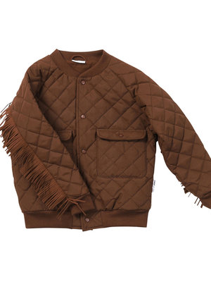 Maed for mini Bold Bear / Bomber jacket