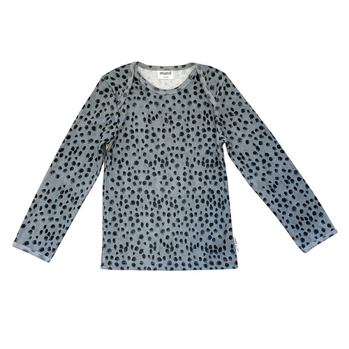 Maed for mini Lazy Leopard AOP / Longsleeve