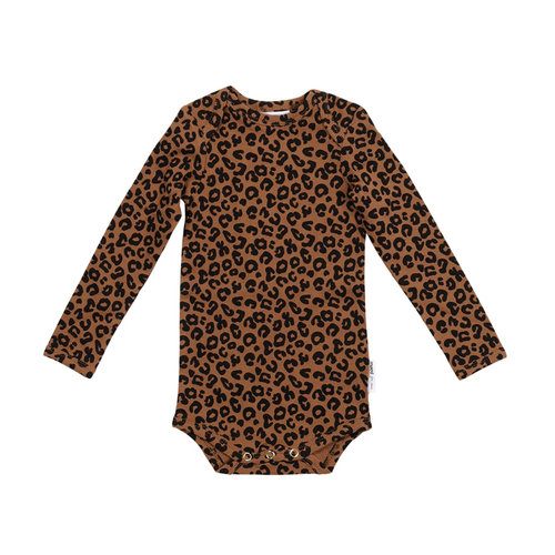 Maed for mini Chocolate leopard AOP / Body