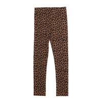 Chocolate leopard AOP / Legging